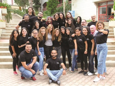 2018 BLOM BANK TEACH FOR LEBANON