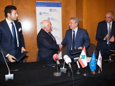 EIB Grants to Fransabank SAL a USD 24 Million Loan to Finance the Construction of a Glass Container Manufacturing Plant in Lebanon